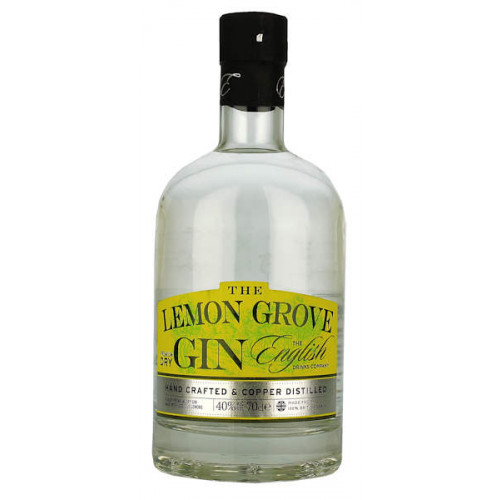 The English Drinks Co The Lemon Grove Gin
