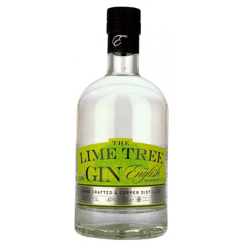 The English Drinks Co The Lime Tree Gin