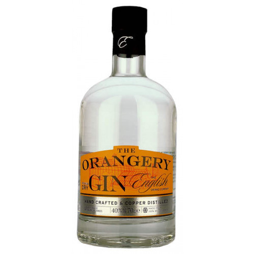 The English Drinks Co The Orangery Gin