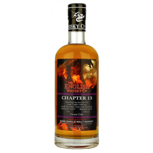 The English Whisky Co Chapter 13 Dragon Edition