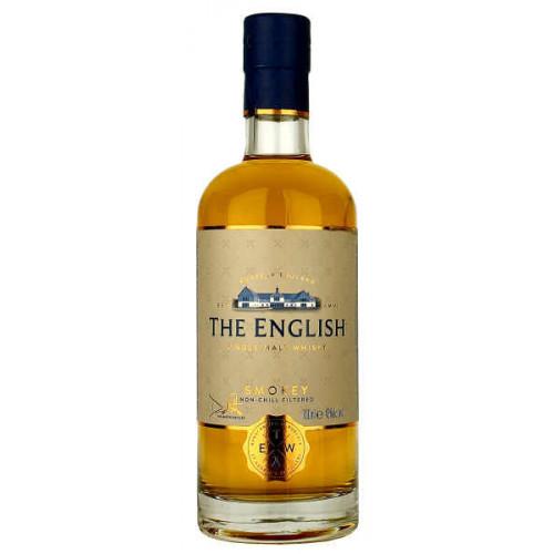 The English Whisky Smokey Single Malt