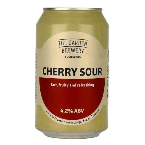 The Garden Cherry Sour