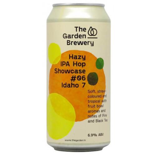 The Garden Hazy IPA Hop #06: Idaho 7 Showcase