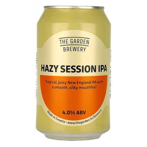 The Garden Hazy Session IPA