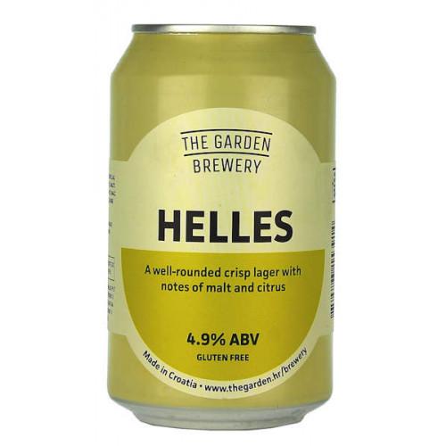 The Garden Gluten Free Helles