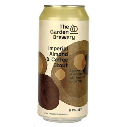 The Garden Imperial Almond & Coffee Stout
