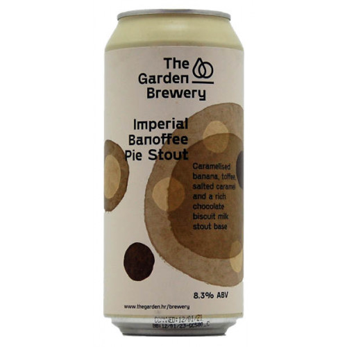 The Garden Imperial Banoffee Pie Stout