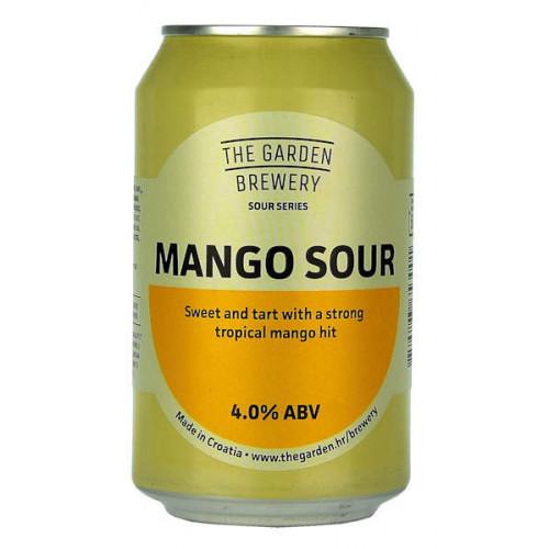 The Garden Mango Sour