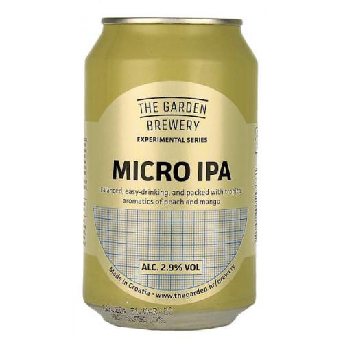 The Garden Micro IPA
