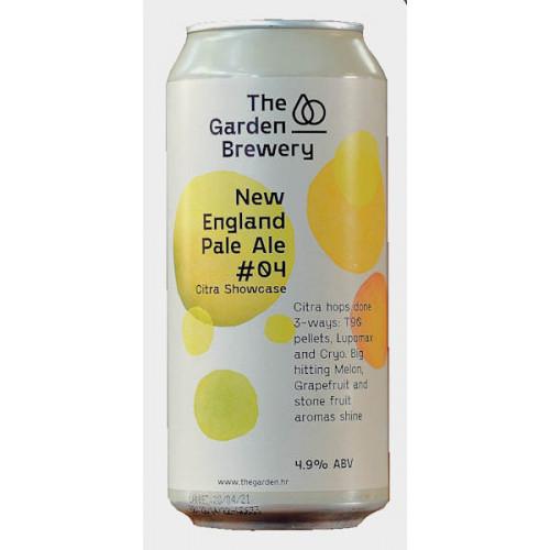 The Garden New England Pale Ale #04