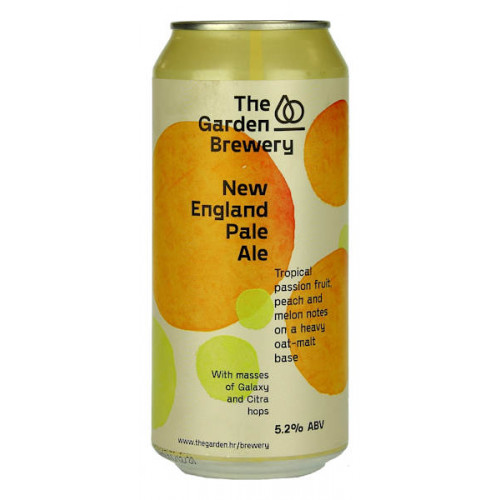 The Garden New England Pale Ale