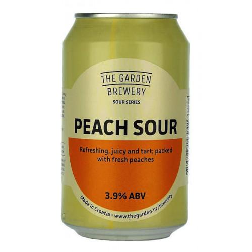 The Garden Peach Sour