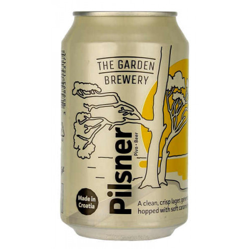 The Garden Craft Pilsner