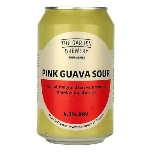 The Garden Pink Guava Sour