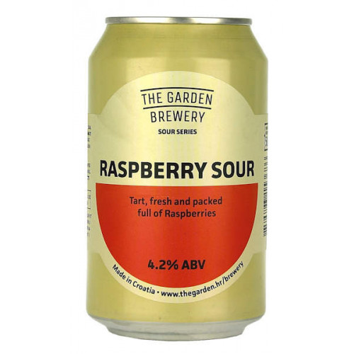 The Garden Raspberry Sour