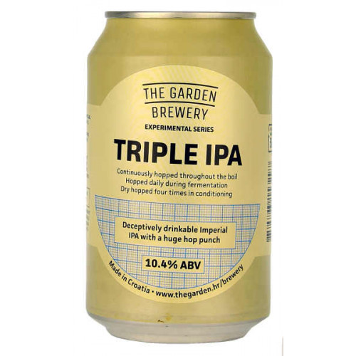 The Garden Triple IPA