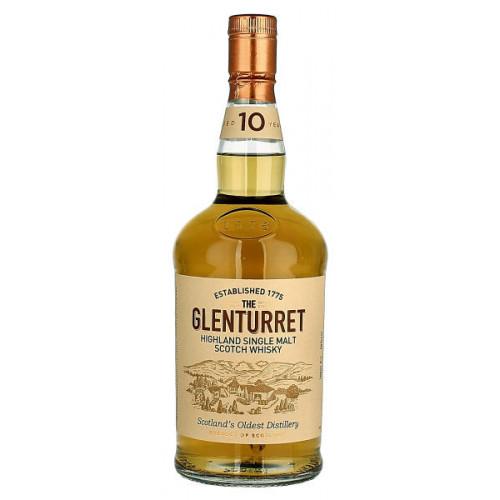 Glenturret 10 year old Single Malt