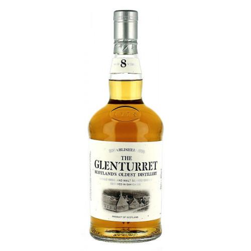 Glenturret 8 year old Single Malt