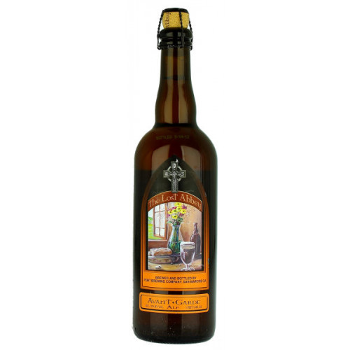 The Lost Abbey Avant Garde Ale