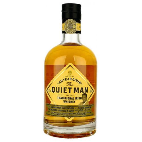 The Quiet Man Traditional Irish Whiskey