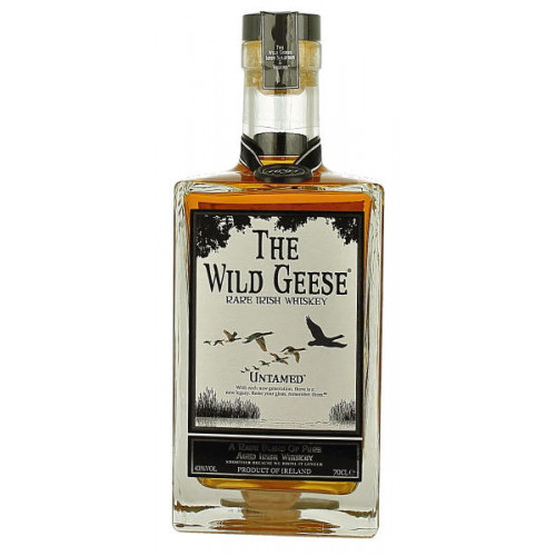 Wild Geese Rare Irish Whiskey