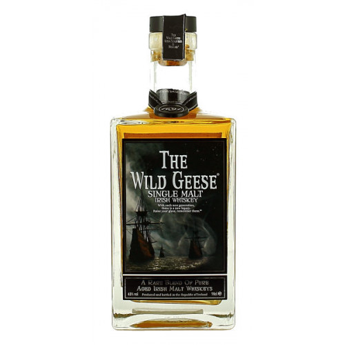 Wild Geese Single Malt Irish Whiskey