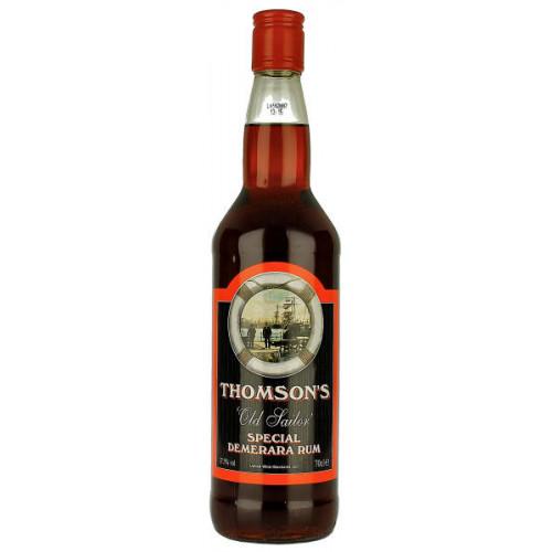 Thomsons Old Sailor Special Demerara Rum