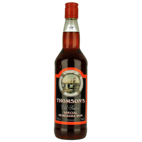 Thomsons Old Sailor Special Demerara Rum