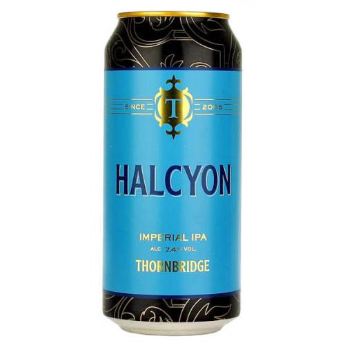 Thornbridge Halcyon Imperial IPA 440ml Can