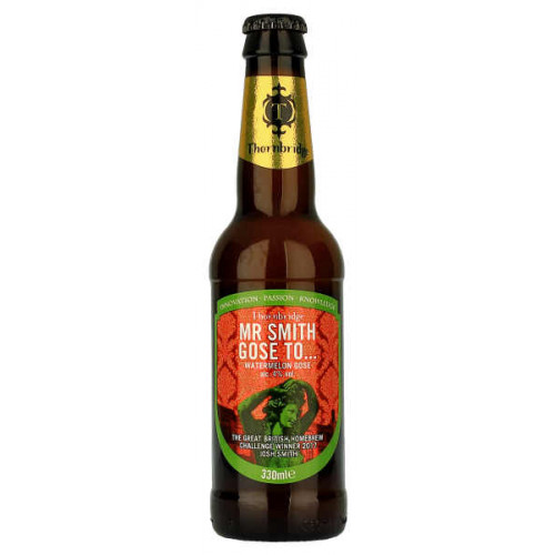 Thornbridge Mr Smith Gose To 330ml