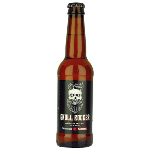Thornbridge Planet Rock Skull Rocker 330ml