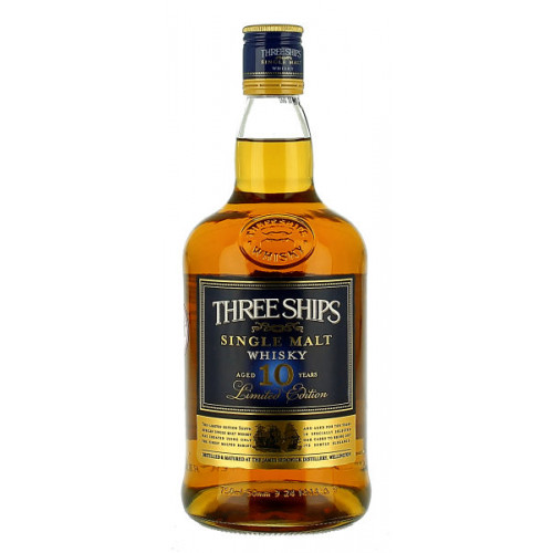 Three Ships Whisky Aged 10 Years