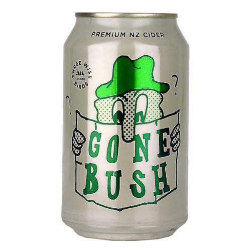 Three Wise Birds Gone Bush Cider Can