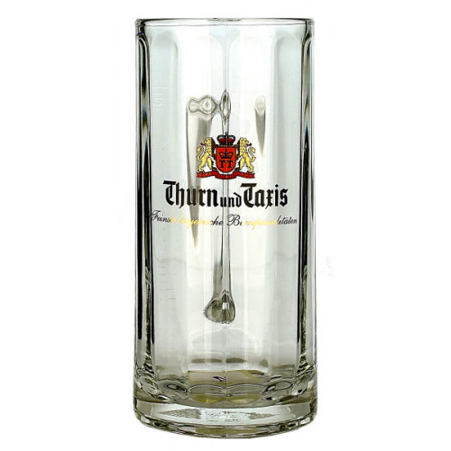 Thurn and Taxis Tankard (Fluted) 0.5L
