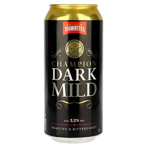 Thwaites Dark Mild Can