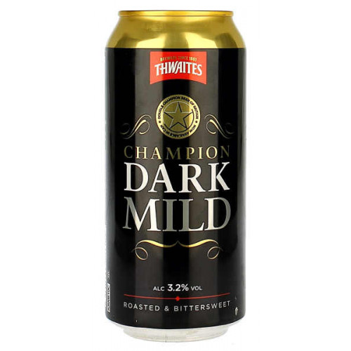 Thwaites Dark Mild Can