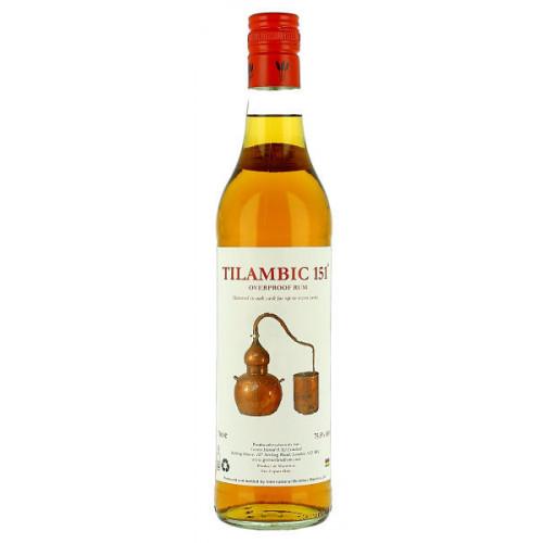 Tilambic 151 Overproof Rum