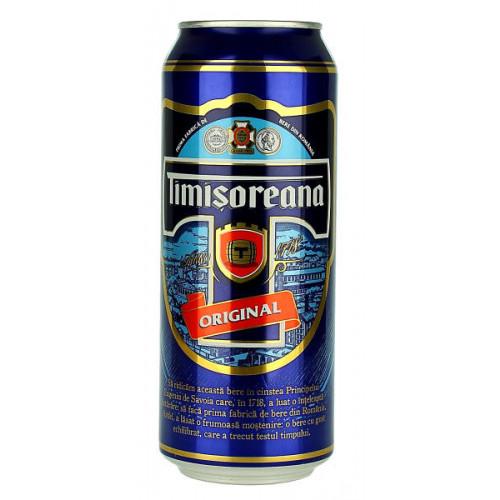 Timisoreana Can