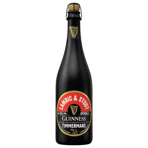 Timmermans/Guinness Lambic and Stout