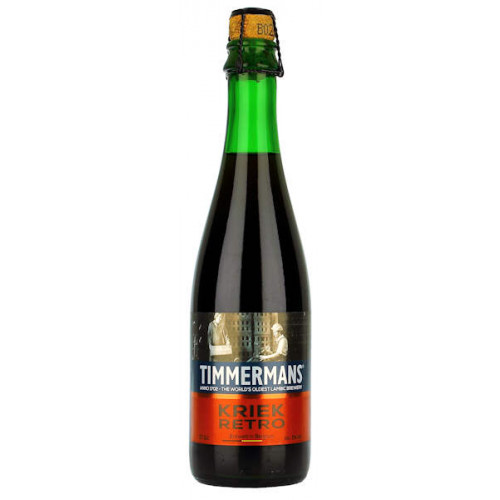 Timmermans Kriek Retro 375ml
