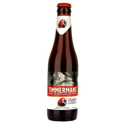 Timmermans Strawberry 330ml