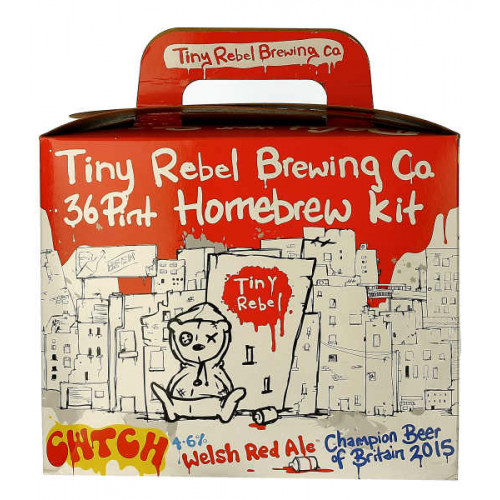 Tiny Rebel Cwtch Home Brew Kit
