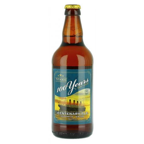 Titanic Centenary Ale