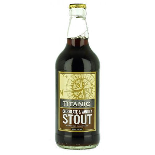 Titanic Chocolate and Vanilla Stout