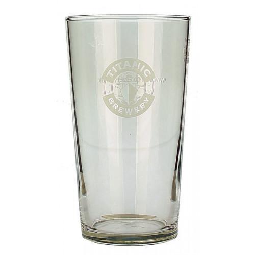 Titanic Glass (Pint)
