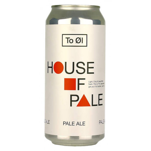 To Ol House Of Pale Can
