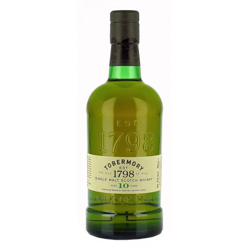 Tobermory 10 year old Single Malt