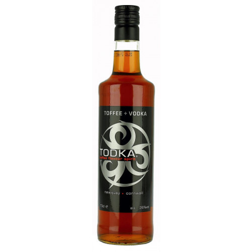 Todka Toffee Vodka