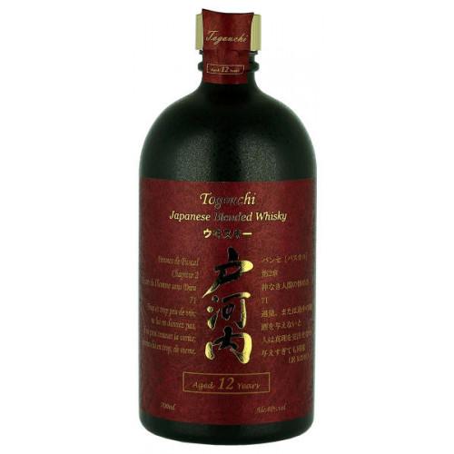 Togouchi Japanese Blended Whisky Aged 12 Years