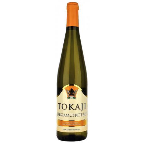 Tokaji Sargamuskotaly Medium Sweet White Wine